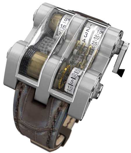 You Won't Forget The Time With This $220,000 Watch