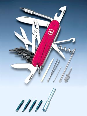 Swiss CyberTool