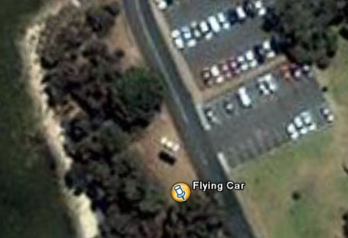 Is The Flying Car An Unknown Government Project?