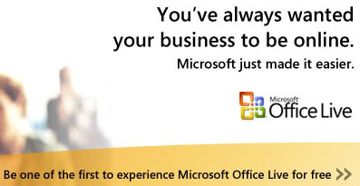 Register To Be A Microsoft Office Live Participant