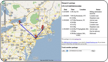 How To Track Your Package Using Google Maps
