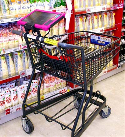 Shopping Made Easy With The Smart Cart