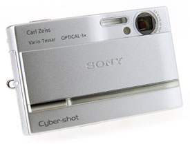 Sony Cybershot DSC-T9 Review From PC Magazine