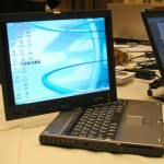 Toshiba Unveils Their Dual Core Tablet PC