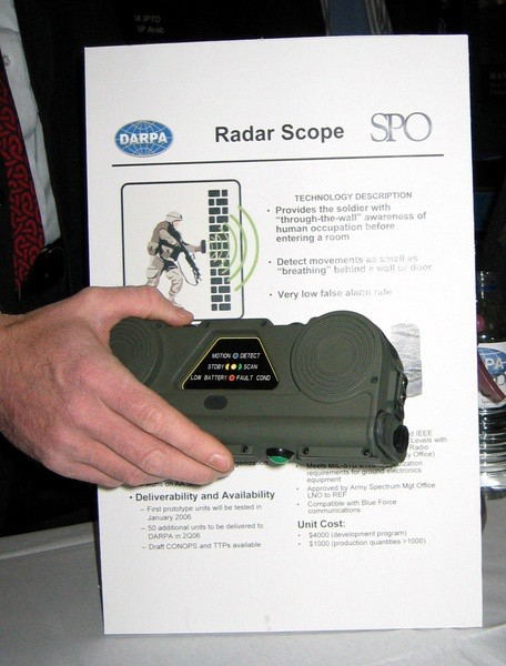 The Ultimate X-Ray Gadget For Military Use