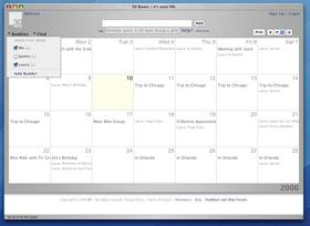 30Boxes.com Provides An Easy-To-Use Online Calendar