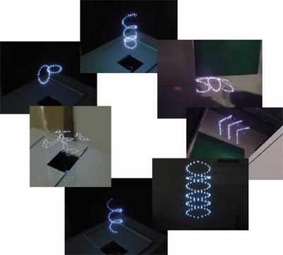 Laser Plasma Used To Produce 3D Designs