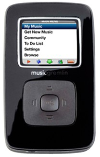 MusicGremlin Lets Users Download Music Via WiFi