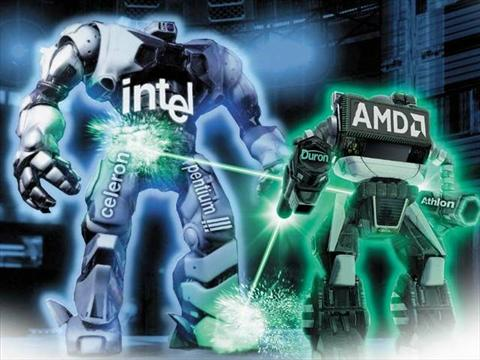 Google Is Ditching Intel And Going To AMD