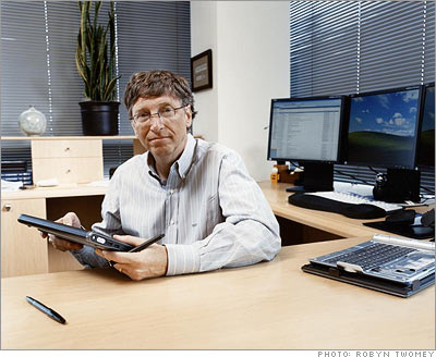 How Does Bill Gates Make It Through The Work Day?