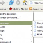 Firefox Extension Finally Made For Google Bookmarks
