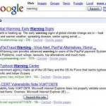 Screenshots Of Google's New Search Results Screen