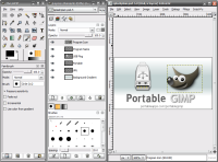 Portable GIMP Now Available For Download
