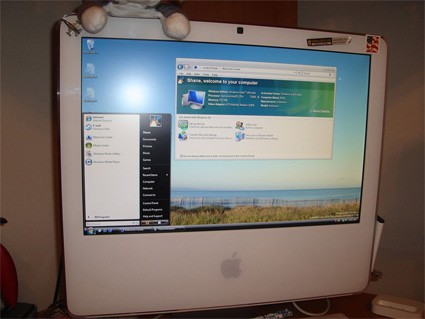 Running Windows Vista On Your Intel Mac