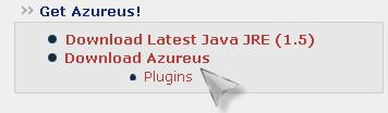 Azureus Users: The Most Popular Plug-ins