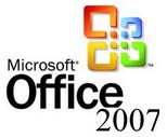 MS Office 2007 logo