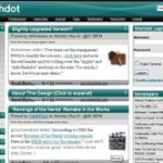 SlashDot Redesigns…Yes These Are More