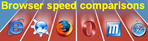 Opera Takes Home The Gold In The Browser Speed War