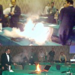 Dell Laptop EXPLODES At A Conference