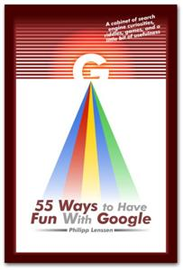 FREE Download: 55 Ways To Have Fun With Google