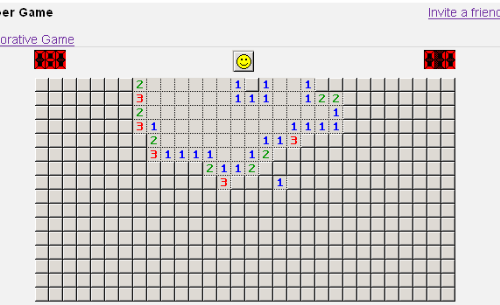 Google Minesweeper to Replace Microsoft's Classic?