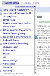 Google Reader Gets Updated