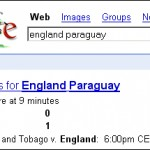 Google Adds World Cup Scores To Search Results