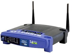 Hack Your Linksys WRT54G Version 5 or 6 Firmware