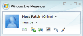 Windows Live Messenger Patches Start Appearing