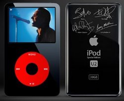 iPod U2 Back for an Encore!