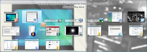 Get A Tour Of Windows Vista