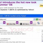 Yahoo Releases 'Optimized' Version Of IE7 Beta 2