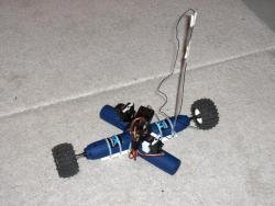 Make Your Own RC Car From Screwdrivers