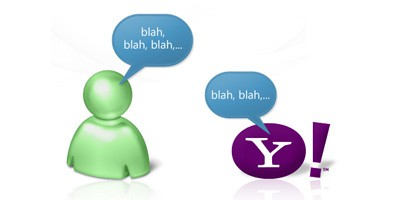 Windows Live Messenger And Yahoo Tie The Knot