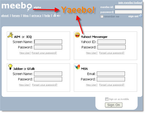 Is Yahoo Getting Ready To Acquire Meebo?
