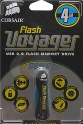 Corsair 4GB Flash Voyager USB Flash Drive Deal
