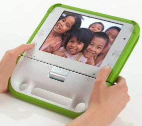 OLPC 2B1 Children's Machine Laptop