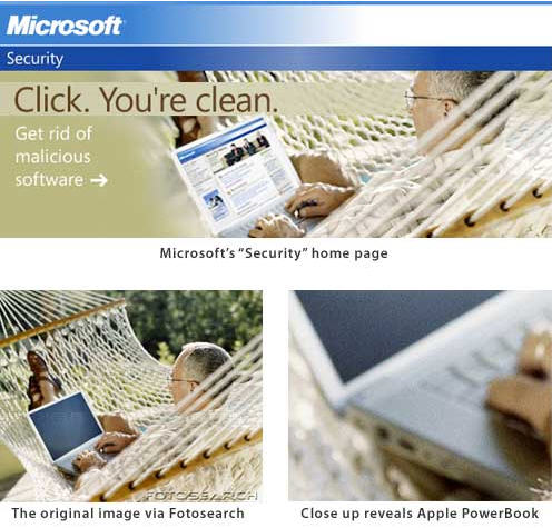 Microsoft Mac Security Site