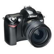 Nikon D50 Top Flickr Camera