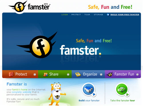 Famster Home Page