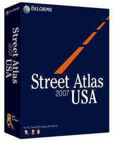 Street Atlas USA 2007