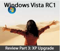Vista RC1 XP Upgrade