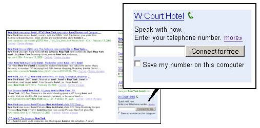 Google Click-To-Call