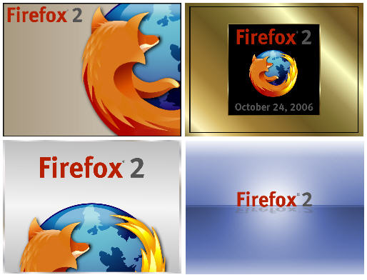 Firefox 2 Wallpapers