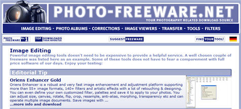 Photo Freeware