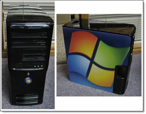 Vista Custom PC