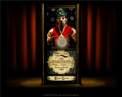 Tales of Zoltar