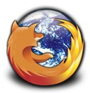 Firefox around the Earth