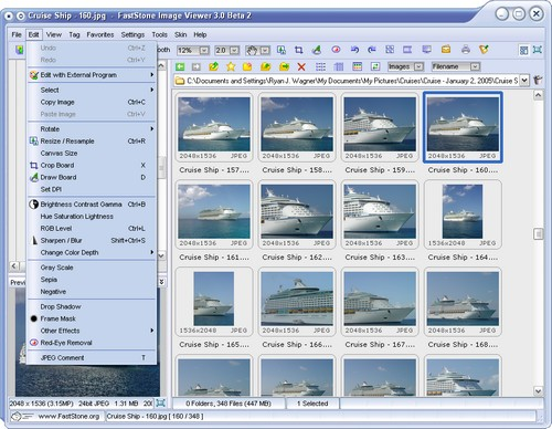 FastStone Image Viewer 3