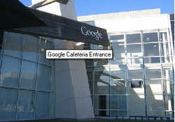 Googlecafeteria